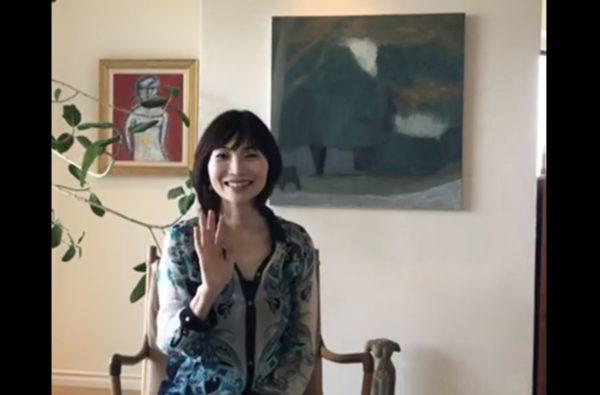 行正り香さん英語講座